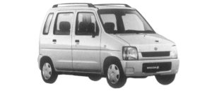 Suzuki Wagon R FT 1997 г.
