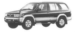 Nissan Terrano 3200 INTERCOOLER TURBO DIESEL WIDE G3m-R 1997 г.
