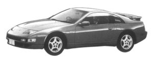 Nissan Fairlady Z VERSION S 1997 г.