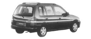 Mazda Demio GL 1997 г.