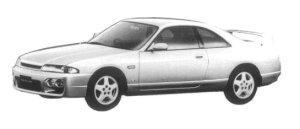 Nissan Skyline 2DOOR COUPE GTS25T TYPE M 1997 г.
