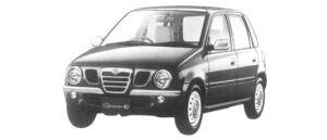 Suzuki Cervo C 5DOOR 1997 г.