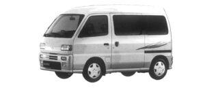 Suzuki Every JOY POP TURBO 1997 г.