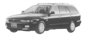 Mitsubishi Legnum ST TOURING 1997 г.