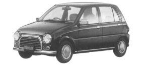 Daihatsu Mira CLASSIC 1997 г.