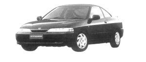 Honda Integra 3DOOR COUPE Xi 1997 г.