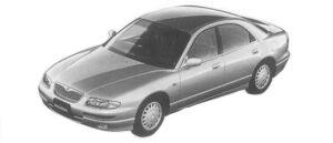 Mazda Millenia 25M 1997 г.