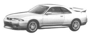 Nissan Skyline GT-R V-SPEC 1997 г.