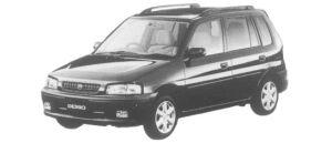 Mazda Demio GL-X 1997 г.