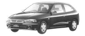 Mitsubishi Mirage MODARC 1.3 1997 г.