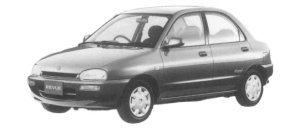 Mazda Revue S-LIMITED 1997 г.