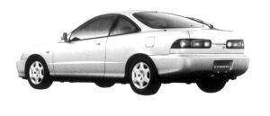 Honda Integra 3DOOR COUPE Xi-G 1997 г.