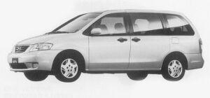 Mazda MPV STANDARD 1999 г.
