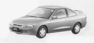 Mitsubishi Mirage Asti V L PACKAGE 1999 г.