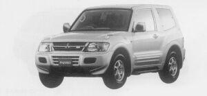 Mitsubishi Pajero SHORT EXCEED 1999 г.