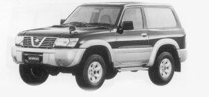 Nissan Safari 2DOOR HARDTOP SUPER SPRIT 3.0 DIESEL 1999 г.