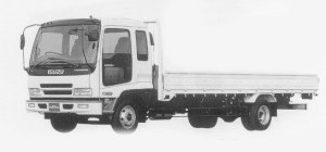 Isuzu Forward 205PS 4.2T 1999 г.
