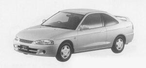 Mitsubishi Mirage Asti SPORTS 1500 1999 г.