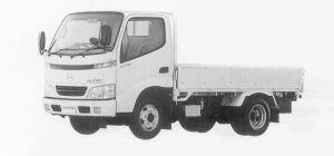 Hino Dutro STANDARD-WIDTH CAB STANDARD LENGHT 1999 г.