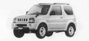 Suzuki Jimny Wide JZ 1999 г.