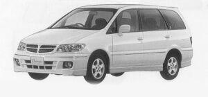 Nissan Presage PACIFIQUE WHITE PEARL EDITION 2WD 2400 1999 г.