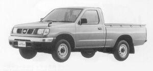 Nissan Datsun 2WD SEMI-LONG BODY DX-L 1999 г.