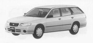Nissan Expert 2WD GASOLINE 1800 VX-G 1999 г.
