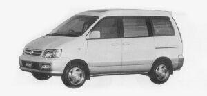 Toyota Townace NOAH ROAL LOUNGE, 2WD, 2.0 GASOLINE 1999 г.