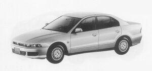 Mitsubishi Galant VR-G 1999 г.