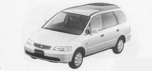 Honda Odyssey M 1999 г.