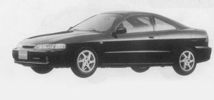 Honda Integra 3DOOR COUPE SiR 1999 г.