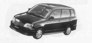 Daihatsu Pyzar CL AERO VERSION 1999 г.