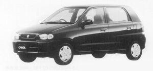 Mazda Carol 5DOOR MELADY-S 4WD 1999 г.