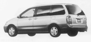 Mazda MPV G PACKAGE 1999 г.