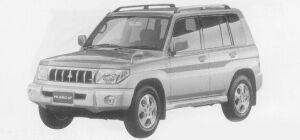 Mitsubishi Pajero IO 5DOOR SORRENTO 1999 г.