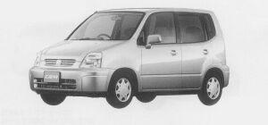 Honda Capa L 1999 г.