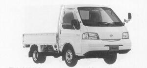 Nissan Vanette Truck 2WD SUPER LOW, DOUBLE TIRE, GL 1800 1999 г.
