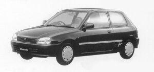 Daihatsu Charade POSE 3DOOR 1999 г.