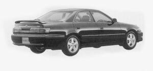 Toyota Mark II 2.5 TOURER V 1999 г.