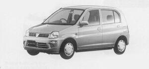 Mitsubishi Minica 5DOOR PJ 1999 г.