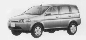 Honda HR-V 5DOOR JS4 1999 г.