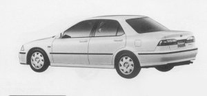 Honda Torneo 2.0 VTS 1999 г.