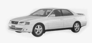 Toyota Chaser 2.5 TOURER V 1999 г.