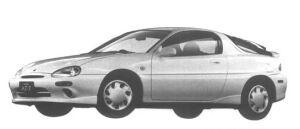 Mazda AZ-3 Si- Selection 1995 г.
