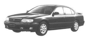 Nissan Cefiro 20 S Touring 1995 г.