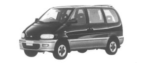 Nissan Serena 2WD PX Touring Gasoline 2000 1995 г.