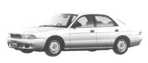 Mazda Capella Li-S 1995 г.