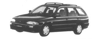 Mitsubishi Libero X 2WD 1800 1995 г.