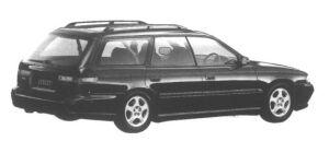 Subaru Legacy Touring Wagon TS type R 1995 г.