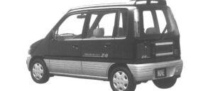 Daihatsu Move Z4 1995 г.